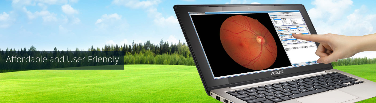 Optometry Software